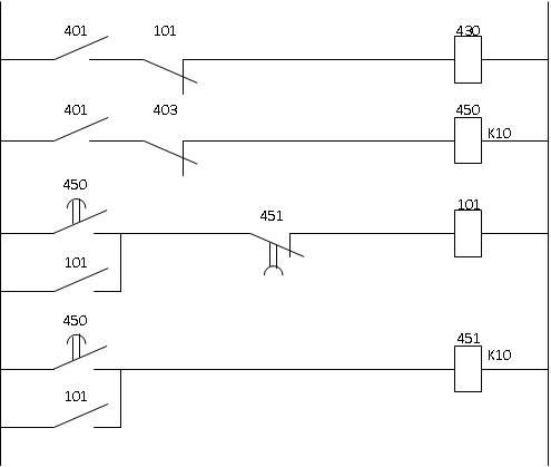 润滑油泵plc控制系统设计过程举例