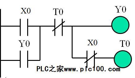 plc的时间继电器的设定范围和延时类型