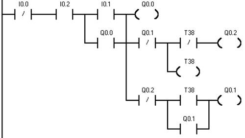 继电器控制电路转换为plc梯形图的方法举例说明