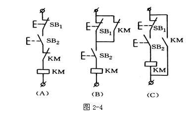 图2-6控制电路中,